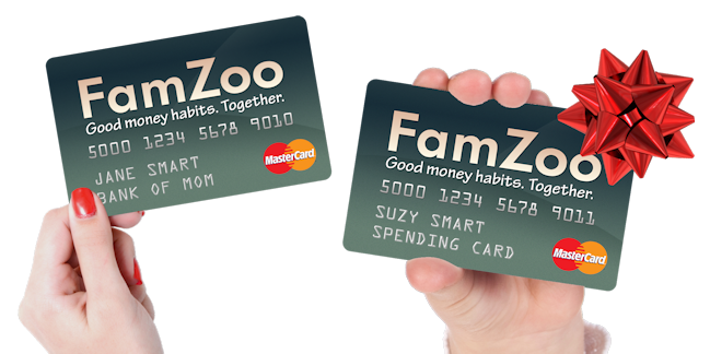 the perfect money gift for kids - Prepaid Credit Card For Teenager
